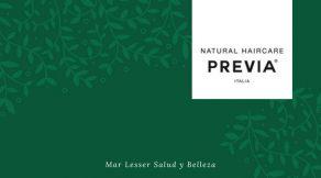 PREVIA Natural Haircare_cabecera