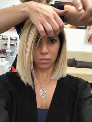 la mejor peluquería en Granada_melena sana