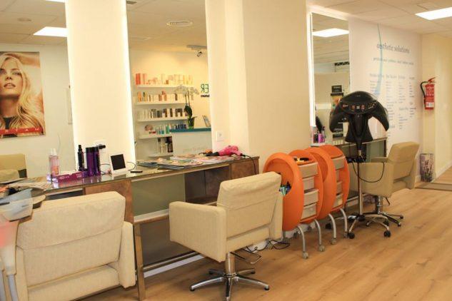 la mejor peluquería en Granada_zona peluquería