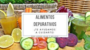alimentos depurativos