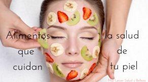 mejores alimentos para la piel
