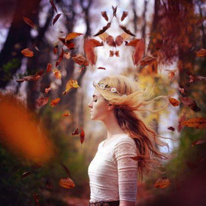 cambio de look en otoño caída pelo