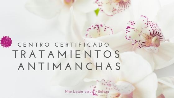 centro certificado en tratamientos antimanchas en Granada