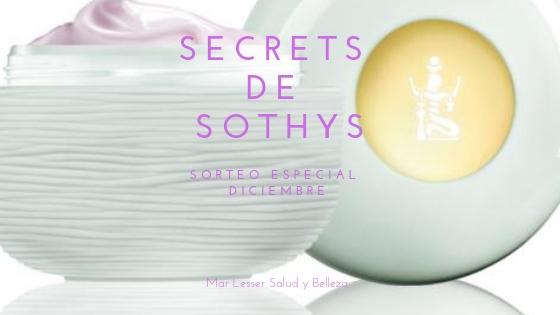 Secrets de sothys imagen destacada