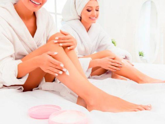 consejos para cuidar tu piel del frío crema corporal hidratante