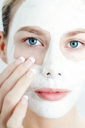 consejos para cuidar tu piel del frío mascarilla hidratante