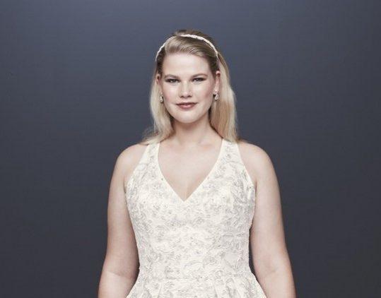 peinados para novias 2019 bandeau