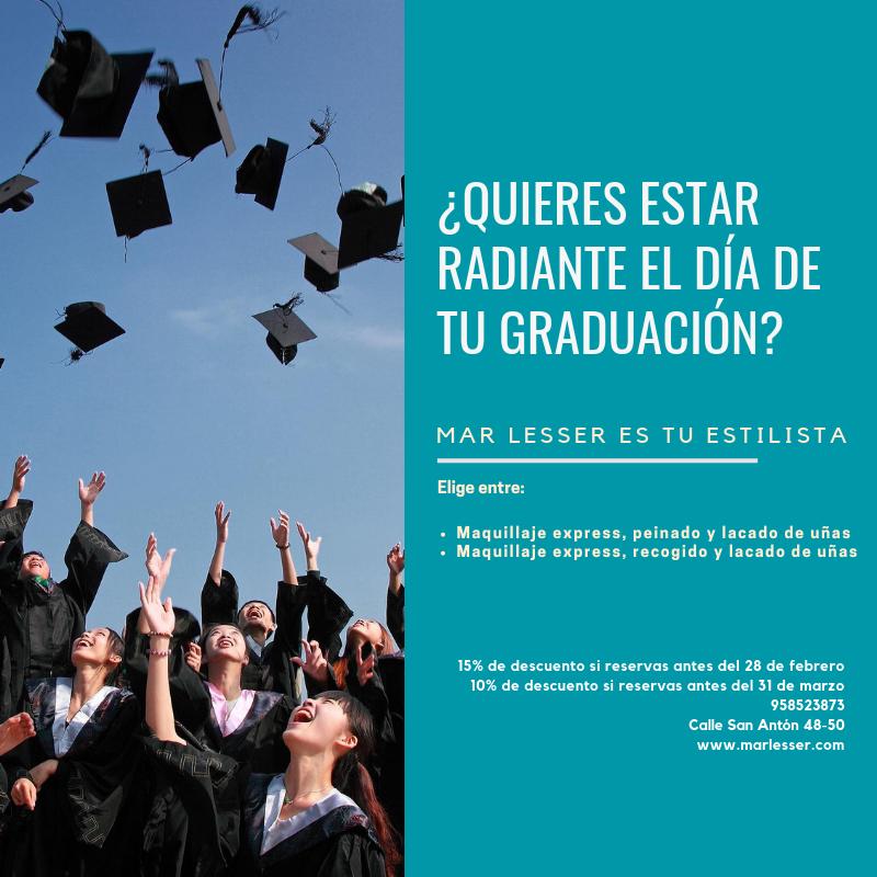 Graduaciones 2019 en Granada