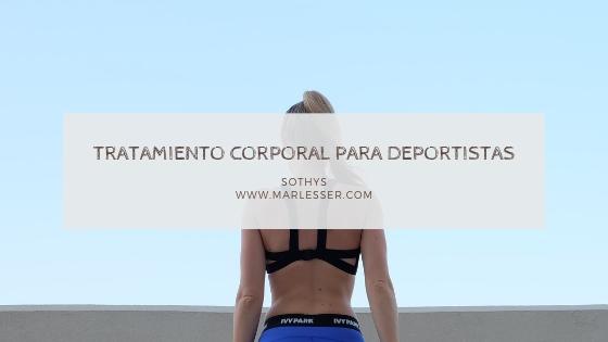 tratamiento corporal para deportistas