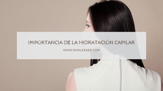 hidratación capilar