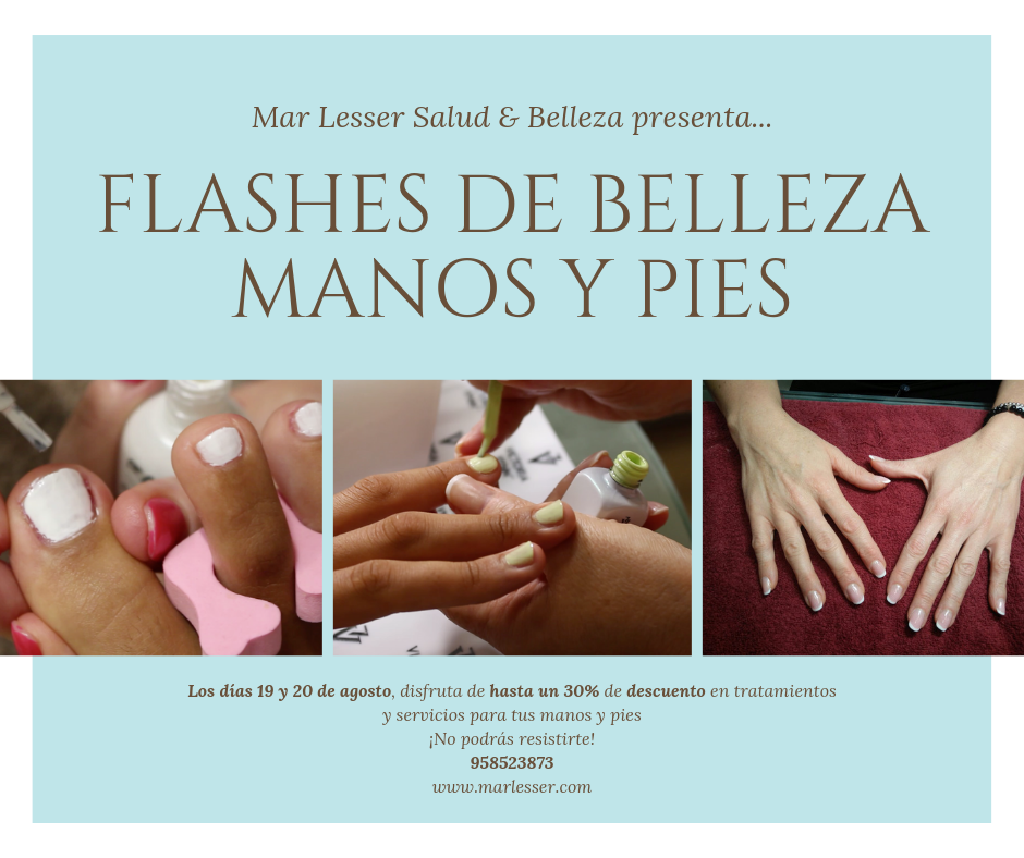 mar lesser flashes de belleza
