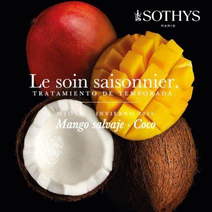 tratamiento de temporada de Sothys