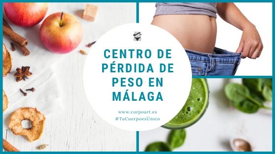 Centro de pérdida de peso en Málaga