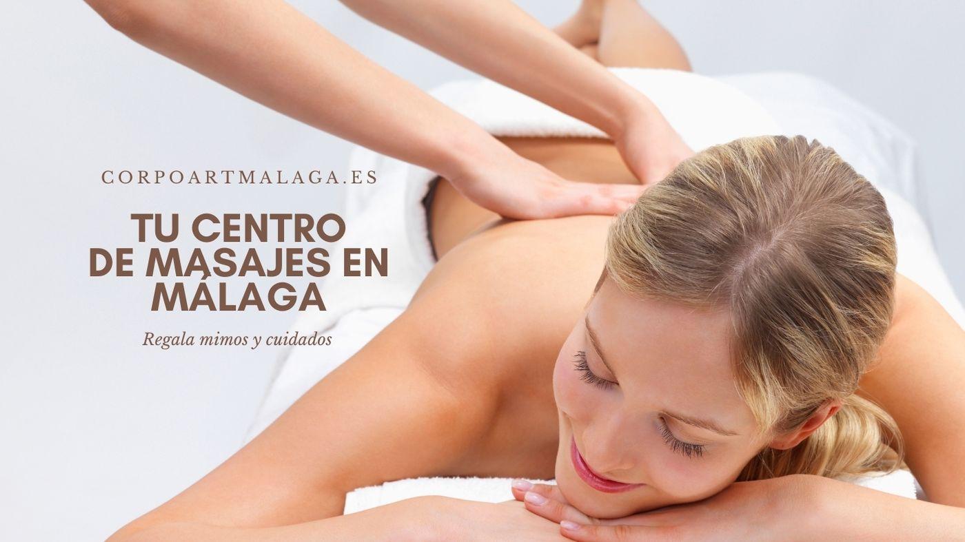 masajes en Málaga