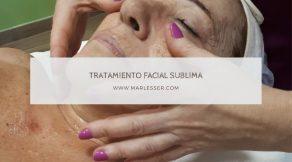 tratamiento facial sublima