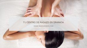centro de masajes en Granada